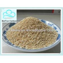 grânulos de milho para abrasivos