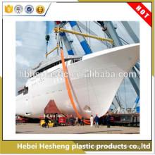 High Quality Construction lifting tools belt type flat webbing sling