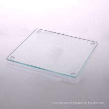 Plain Lead Free Chopping Board with Four Stands