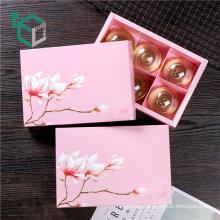 fancy macaron trinket box cardboard gift box with drawer