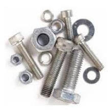 Carbon Steel Galvanized Bolt with Hex Nut