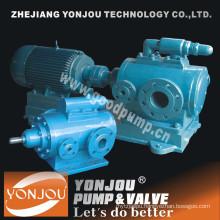 Three-Screw Heat-Preserving Bitumen Pump (LQ3G)