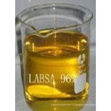 Meilleure qualité pour l'utilisation de détergent LABSA 96% / LABSA pour usage détergent / LABSA