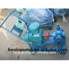 High flow electric driven explosion proof fuel oil transfer pump