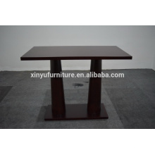 Soild wood restaurant dining table for 4 person XYN2200