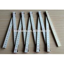 2M / 80 '' 10 Folds Деревянный Складной Правитель Уровень