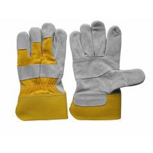 Kuh Split Leder Patched Palm Handschuh (3059.01)