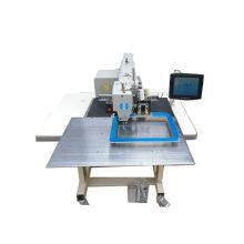 QS-3025 Automatic football making machine pattern design Template machine  industrial sewing Machine