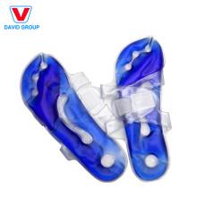 Venta al por mayor Click Heat Pack Foot Warmer Slipper