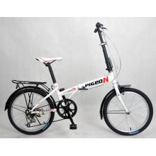 Bicicleta de dobramento da cidade forte (FP-FDB-D019)