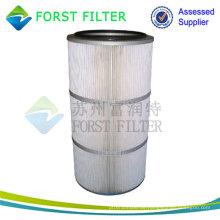FORST Heißer Verkauf gefaltete Luftverdichter Filterpatronenherstellung