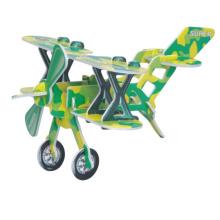 Avión educativo EPS Puzzle