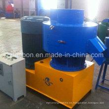 800-1000kg / H Molino de pellets de aserrín de madera de biomasa