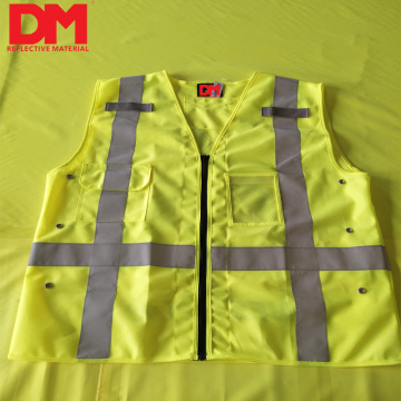 amozon airport adjustable safety vest