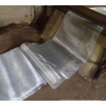 Pantalla de ventana de alambre de hierro galvanizado / mosquiteras de aluminio