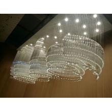 К 2015 Году Новый Дизайн-Отель Кристалл Потолочный Светильник