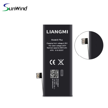 Batterie Li-ion 2691mAh 3.82v pour iPhone 8 Plus