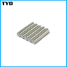 High Magnetic Performance Rod Rare-Earth Neodymium Magnets Cylinder