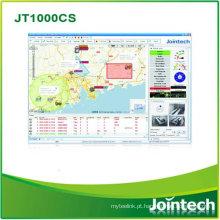 Software de monitoramento GPS ao vivo