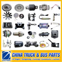 Over 500 Items Higer Bus Parts Coach Parts