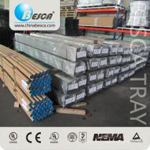 Paquete de caja de madera perforada galvanizada perforada de 41x41x2.5 (UL, CE, cUL, NEMA, ISO9001)