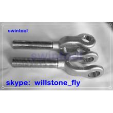 Drop Forged Fork Link para DIN1478 Turnbuckle