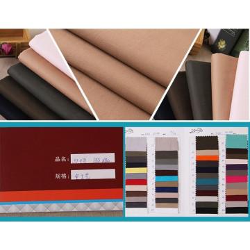 80% Polyester 17% Rayon 3% Spandex Tecido para fatos