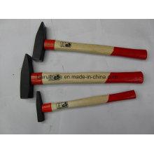 Holzgriff Maschinist Hammer
