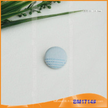 Bouton couvert de tige en tissu de 19 mm BM1714
