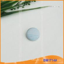 19мм Ткань хвостовиком покрытая кнопка BM1714