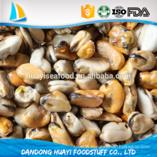 rich nutrition mussels meat much demand in market