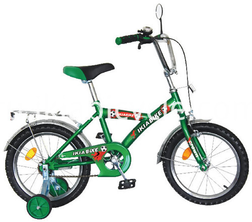Kid's bicycles