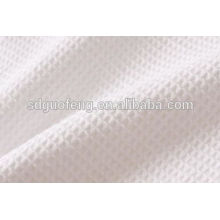 """Waffle cotton fabrics C 21/2*21/2 54*46 67"""" 1/1 for your need"""