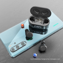 Hot sell tws wireless earbuds headphones bt V5.0  mini true stereo earphone new invention 2020 airdots