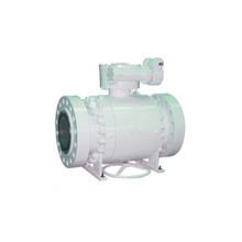 3 sepotong tubuh Trunnion Ball Valve