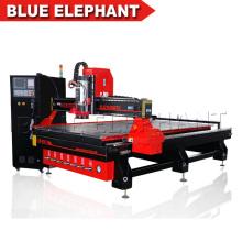 Профессиональное изготовление 3д Китай УВД фрезерный станок с ЧПУ для дерева