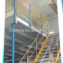 Hot selling heavy duty metal steel pallet shelf mezzanine platform