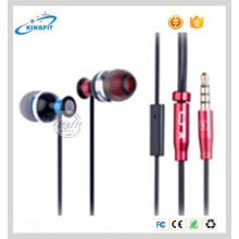 Fone de ouvido com fone de ouvido embutido