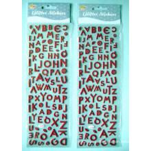 Bj-Gls-005 Glitter Sticker