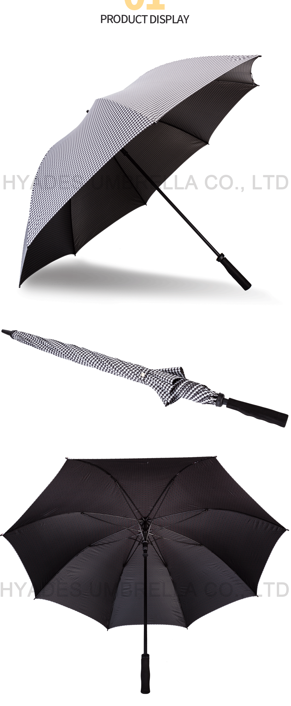 Lightweight Golf Umbrella