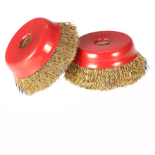 Wholesale price wash industrial round brush for cleaning rust