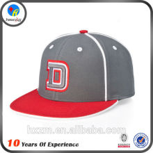 Custom Flat brim snapback cap for adult