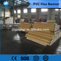 Jinghui advertisement media promption 360gsm 300X500D 18X12 PVC flex banner for solvent and eco-solvent ink