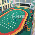 Enlio Outdoor Kids Playground PP Suelo deportivo
