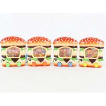 Funny Hamburger Shape Plastic Ring Toss Water Game (10178179)