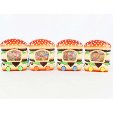 Funny Hamburger Shape Plastic Ring Toss Water Game (10178179)