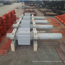 High Quality Gear Shaft For Oil Drilling Tool
