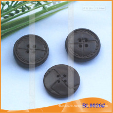 Imitate Leather Button BL9026