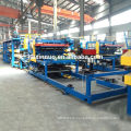 ISO eps wall panel production line sandwich panel production machine