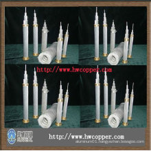 super aluminium conductor steel core used in power transmission lines